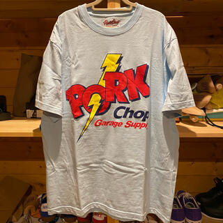 ネイバーフッド(NEIGHBORHOOD)の新品 PORKCHOP GARAGE SUPPLY Tシャツ XL(Tシャツ/カットソー(半袖/袖なし))