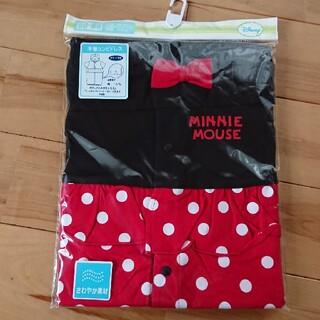 ディズニー(Disney)の新品 ベビー ミニー ディズニー 半袖 ロンパース サイズ50~60(ロンパース)