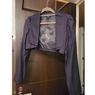 アトリエボズ(ATELIER BOZ)のSheglit Morstan ショートジャケット(テーラードジャケット)