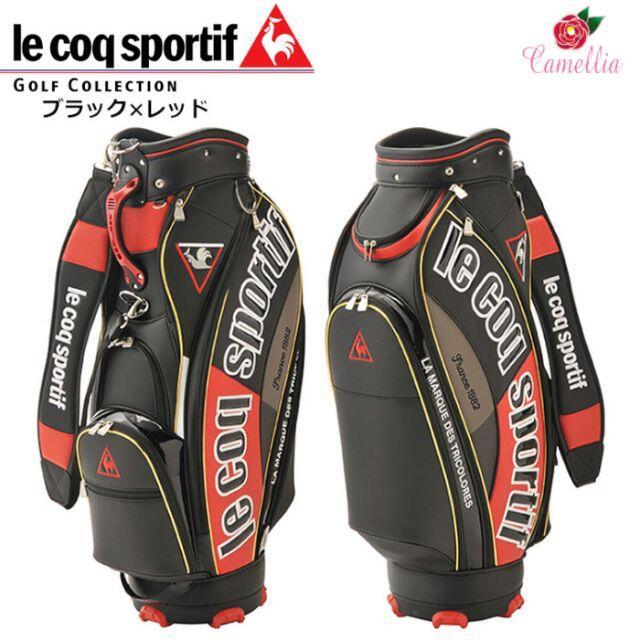 le coq sportif(ルコックスポルティフ)の新品 le coq sportif GOLF ルコックゴルフ キャディバッグ スポーツ/アウトドアのゴルフ(バッグ)の商品写真