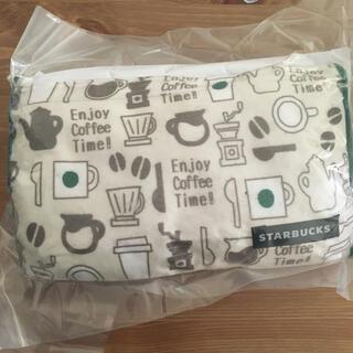 スターバックスコーヒー(Starbucks Coffee)の新品 スターバックストライアングルクッション(クッション)
