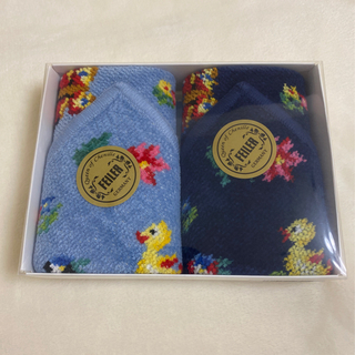 FEILER - 【新品】フェイラー ハイジ JAL機内販売 限定 2色セット