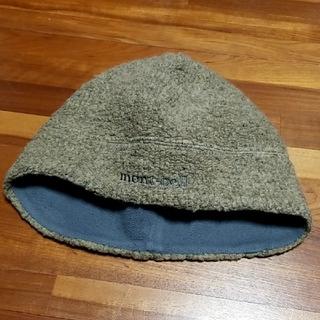 モンベル(mont bell)のmont-bell ニット帽 M(ニット帽/ビーニー)