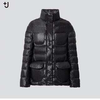 ジルサンダー(Jil Sander)の新品 ユニクロ +J ジルサンダー ウルトラライトダウンジャケット サイズS 黒(ダウンジャケット)