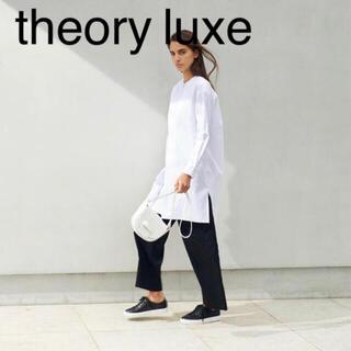 セオリーリュクス(Theory luxe)のtheory  luxe OX SHIRTING/SELMA 美品(シャツ/ブラウス(長袖/七分))