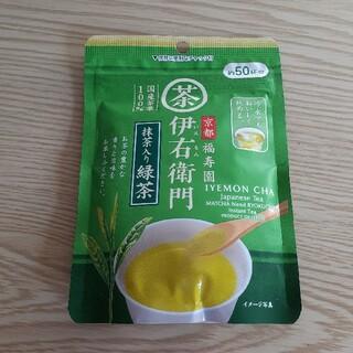 新品、インスタント緑茶(伊右衛門)(茶)