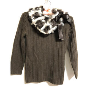 ストロベリーフィールズ(STRAWBERRY-FIELDS)のストロベリーフィールズ セーター(ニット/セーター)