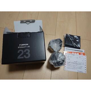 富士フイルム - 富士フィルム 新品 XF23mm F1.4 R