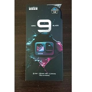 ゴープロ(GoPro)の新品未開封 GoPro HERO9 Black CHDHX-901-FW(ビデオカメラ)