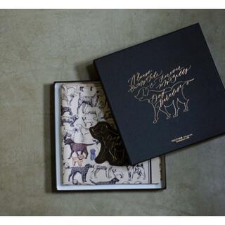 Hug O War - ☆未使用新品☆ ハグオーワー Dog Paradiseシルクスカーフ ベージュ