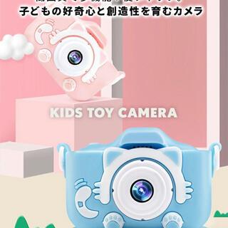 大人気なトイカメラ 子供用デジタルカメラ プレゼントしょうか?(コンパクトデジタルカメラ)