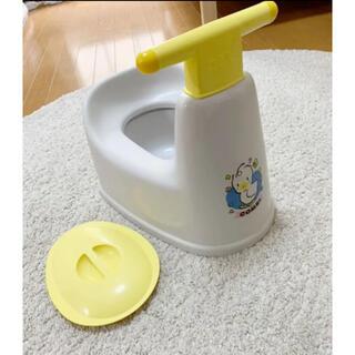コンビ(combi)のおまる 補助便座 トイレトレーニング トイトレ(補助便座)