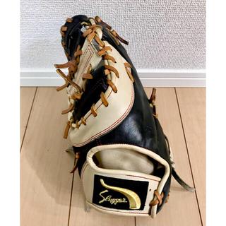 久保田スラッガー - 久保田スラッガー 軟式用ファーストミット 左用 美品