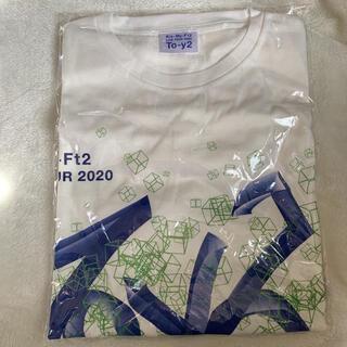 キスマイフットツー(Kis-My-Ft2)のTo-y2 Tシャツ(アイドルグッズ)