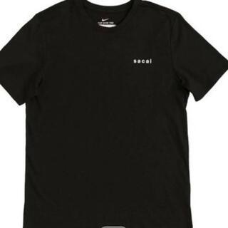 NIKE - sacai×nike サカイ ナイキ コラボ T-Shirt
