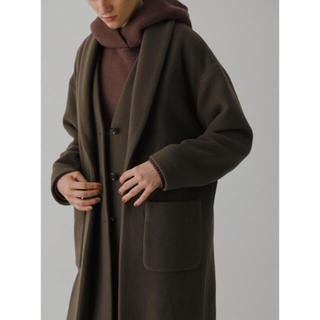 ENFOLD - 新品 RIM.ARK Layered style long coat