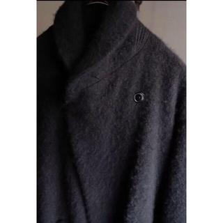 コモリ(COMOLI)のCOMOLI 20AW Cashmere Shawl Collar Coat(ステンカラーコート)