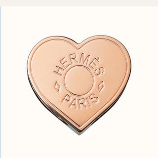 Hermes - 2021年 春夏新作 ハート ツイリー スカーフリング