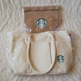 Starbucks Coffee - STARBUCKS スターバックス福袋2021 トートバッグセット