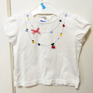 ファミリア(familiar)のTシャツ 80(Tシャツ)
