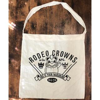 ロデオクラウンズ(RODEO CROWNS)のRODEO★CROWNSバッグ(エコバッグ)