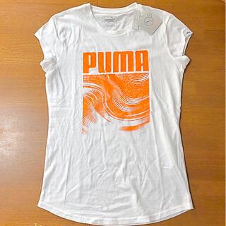 プーマ(PUMA)のPUMA☆タグ付きレディースTシャツ(Tシャツ(半袖/袖なし))
