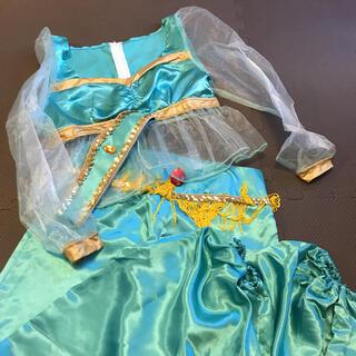 ディズニー(Disney)の美品 ジャスミン コスプレ 衣装(衣装一式)