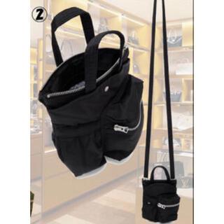 サカイ(sacai)のsacai x PORTER /Pocket Bag Small サカイポーター(ショルダーバッグ)