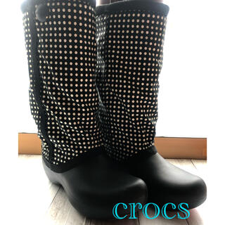 crocs - クロックス ブーツ クレア スノーブーツ