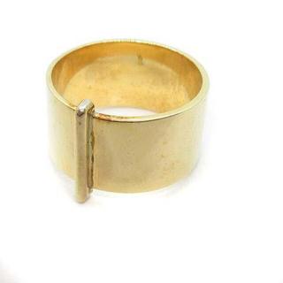4℃ - 指輪 リング クラネ CLANE 13号 ゴールド色