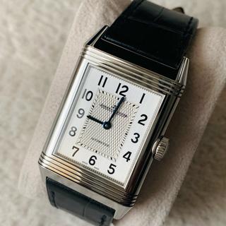 ジャガールクルト(Jaeger-LeCoultre)の美品!レベルソ クラシック ラージ Q3828420(腕時計(アナログ))