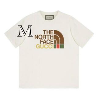 Gucci - GUCCI  THE NORTH FACE   Tシャツ