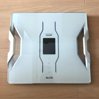 タニタ(TANITA)のタニタ インナースキャンデュアル体重計 RD-907(体重計/体脂肪計)