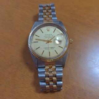 メンズ 腕時計 クォーツ ジャンク(金属ベルト)