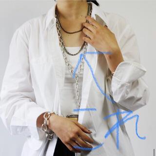 フィリップオーディベール(Philippe Audibert)のフレンチロープネックレス ユニセックス シルバー(ネックレス)