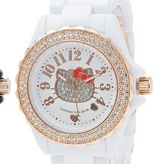 サマンサシルヴァ(Samantha Silva)の♥サマンサシルヴァ💝キティコラボ腕時計♥(腕時計)