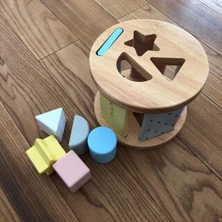 アクタス(ACTUS)のアクタス Milky toy  知育玩具⭐︎(知育玩具)