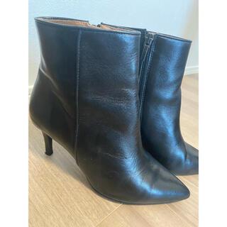 グレースコンチネンタル(GRACE CONTINENTAL)のMARIAN ショートブーツ(ブーツ)