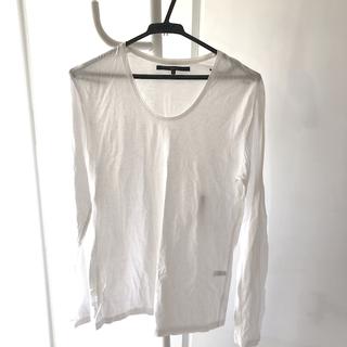 イーブス(YEVS)の売りつくしセール❣️美品メンズイーブス長袖Tシャツ(Tシャツ/カットソー(七分/長袖))