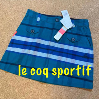 le coq sportif - 新品■15,400円【 ルコック 】 スカート L  11号 大きいサイズ