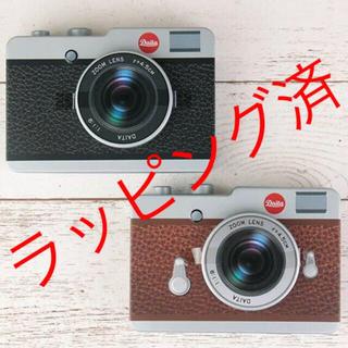 カルディ(KALDI)のあやの様専用‼️ 新品 カルディ KALDI カメラ缶 ラッピング 2個セット(菓子/デザート)