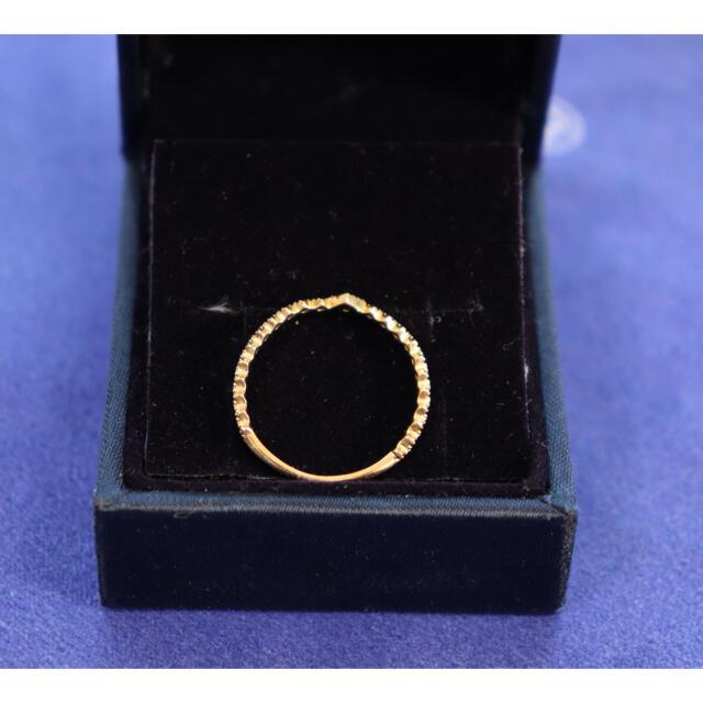 ete(エテ)のエテ K10  リング レディースのアクセサリー(リング(指輪))の商品写真