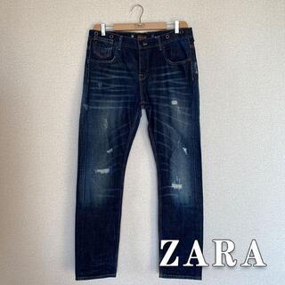 ザラ(ZARA)のZARA ジーンズ WORKER DENIM size:36(デニム/ジーンズ)