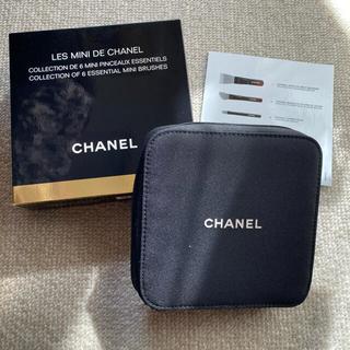 シャネル(CHANEL)のCHANEL ブラシセット 新品(ブラシ・チップ)