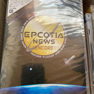 NEWS DOME TOUR 2018-2019 EPCOTIA -ENCORE(ミュージック)