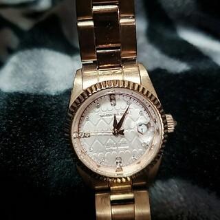 サマンサシルヴァ(Samantha Silva)のサマンサシルヴァ♥ステンレス腕時計♥ゴールド♥(腕時計)