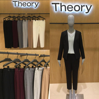 theory - セオリー 定番パンツ 定価26000円