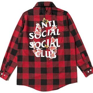 ボウダンショウネンダン(防弾少年団(BTS))のassc チェックシャツ ロング(シャツ)
