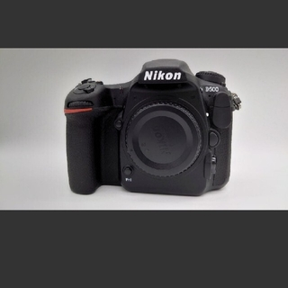 Nikon - 美品 Nikon D500 ショット数 約11000回 6か月使用 保証期間あり