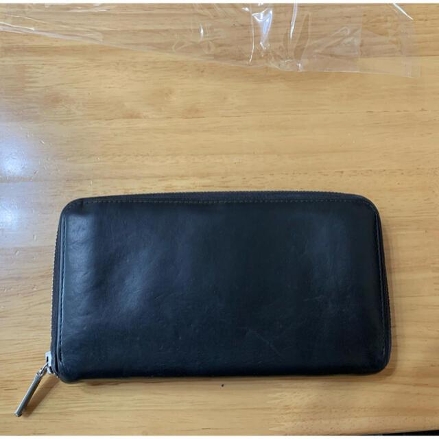 WHITEHOUSE COX(ホワイトハウスコックス)のホワイトハウスコックス ダービーコレクション 馬革  長財布 ファスナーメタル メンズのファッション小物(長財布)の商品写真